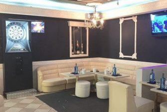 Night Cafe Ruxxe